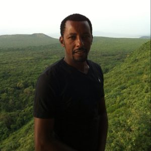 Melkamu, team member Ethiopia Tropical Tours