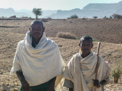 Tigrean people, Tigray, North Ethiopia