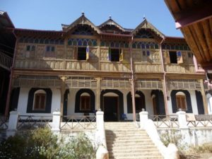 Harar old city Museum Arthur Rimbaud french writer, East Ethiopia