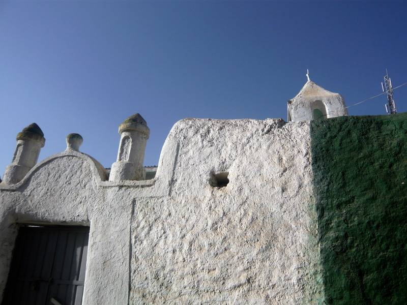 Old mosque in Harar holy city, East Ethiopia