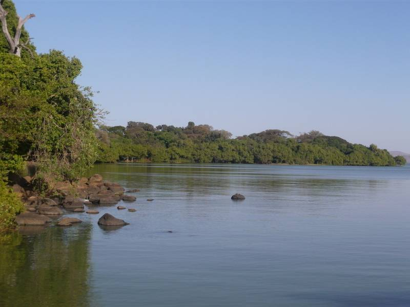 Lake Tana view, Bahir Dar, Blue Nile, North Ethiopia