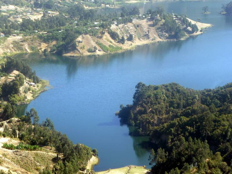 Wenchi lake, Woliso,  west Ethiopia